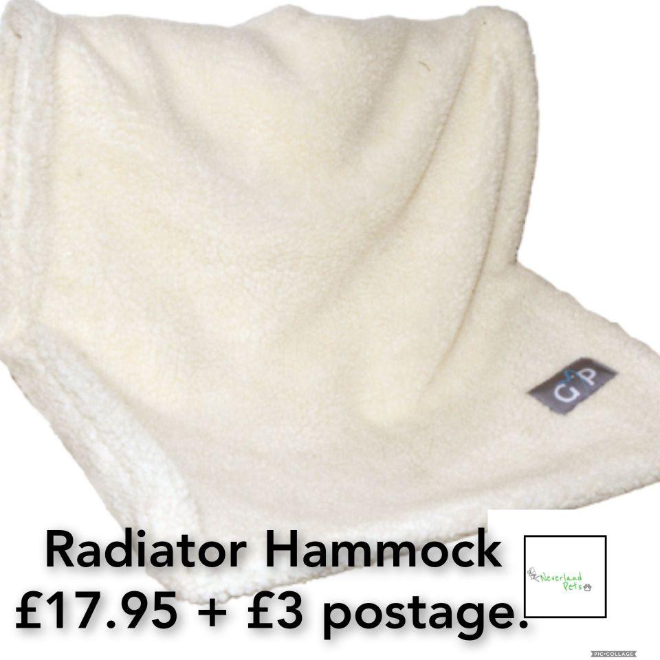 Radiator Hammock