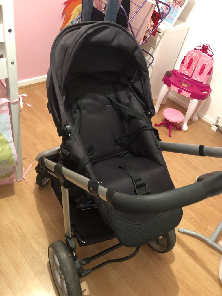 Icandy apple to pear pram and buggy
