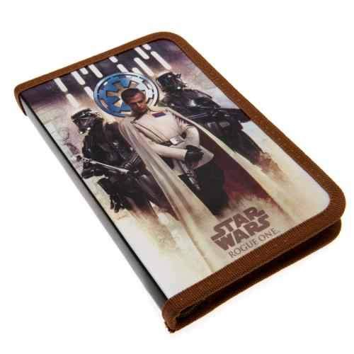 Star Wars rogue filled pencil case