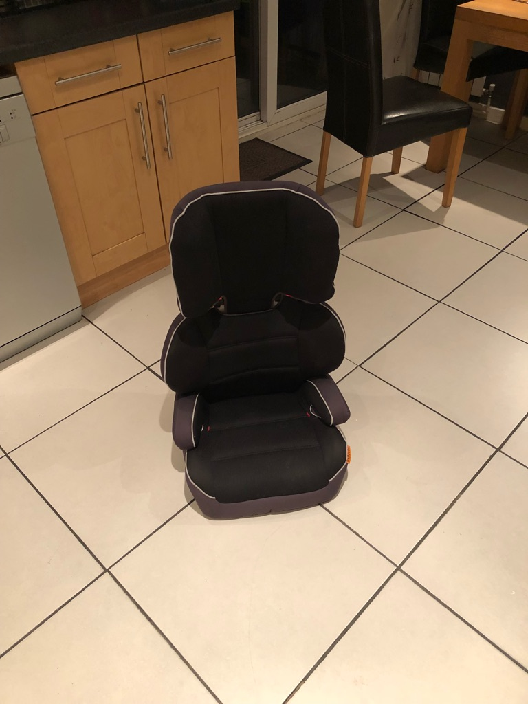 Halfords car seat