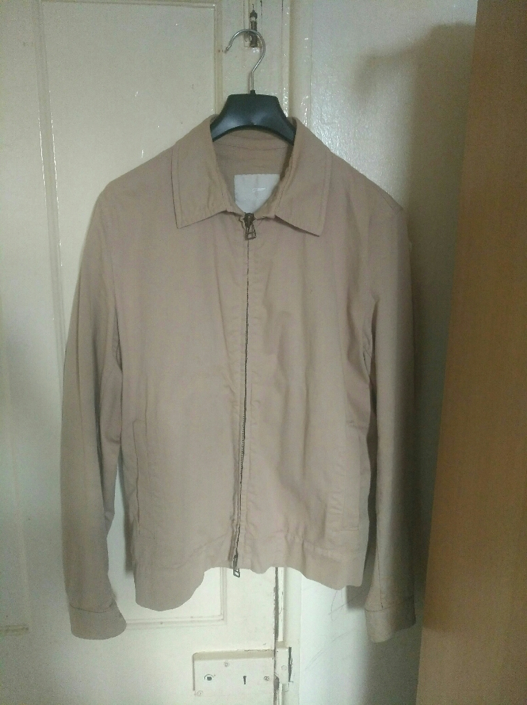 Thomas Burberry Harrington Jacket Medium