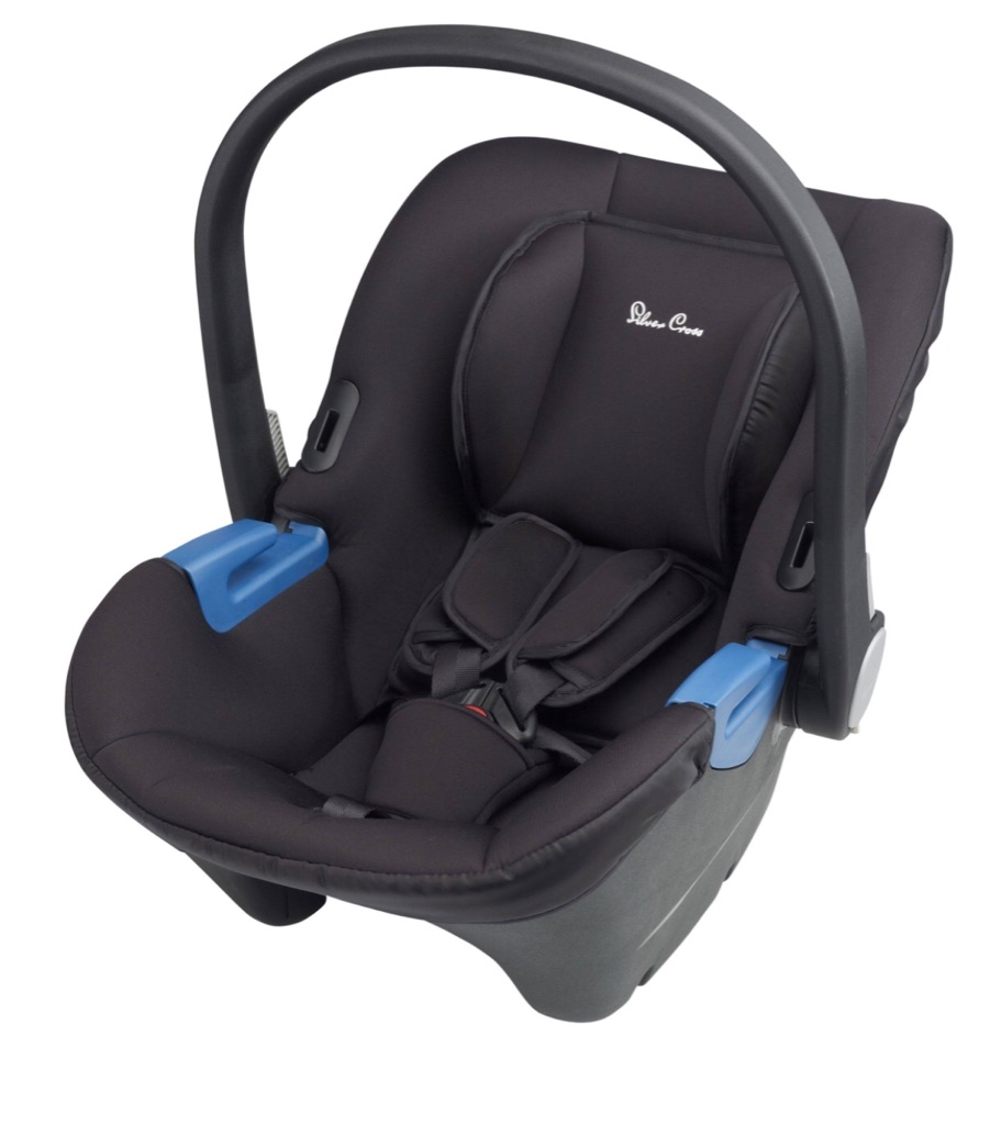 REDUCED Silver cross simplicity travel car seat