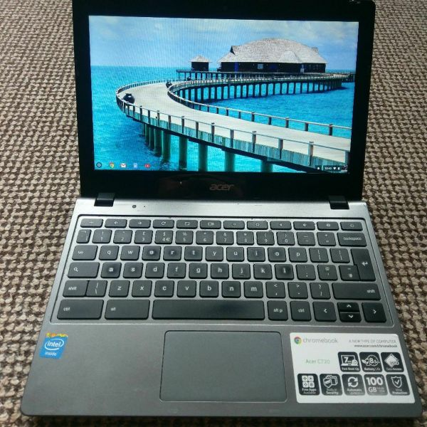 Acer C720 Chromebook Laptop