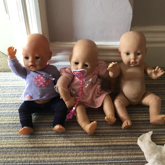Baby Annabell Dolls