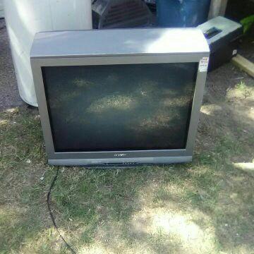 Sharp brand tv