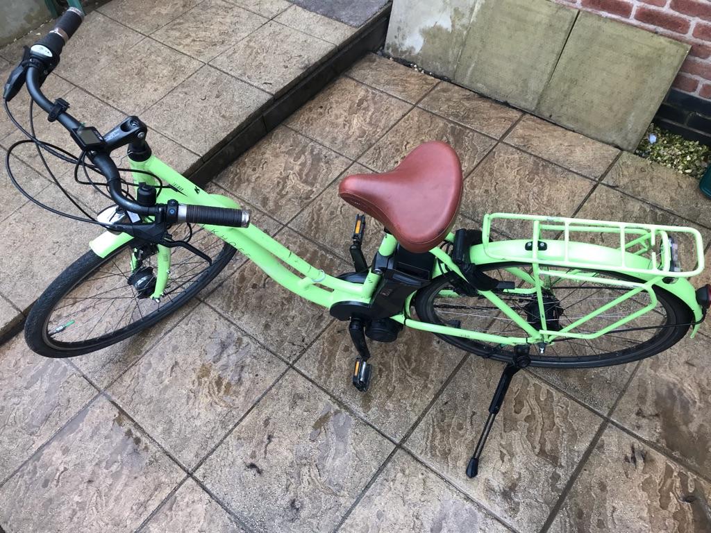 classic eletric bike