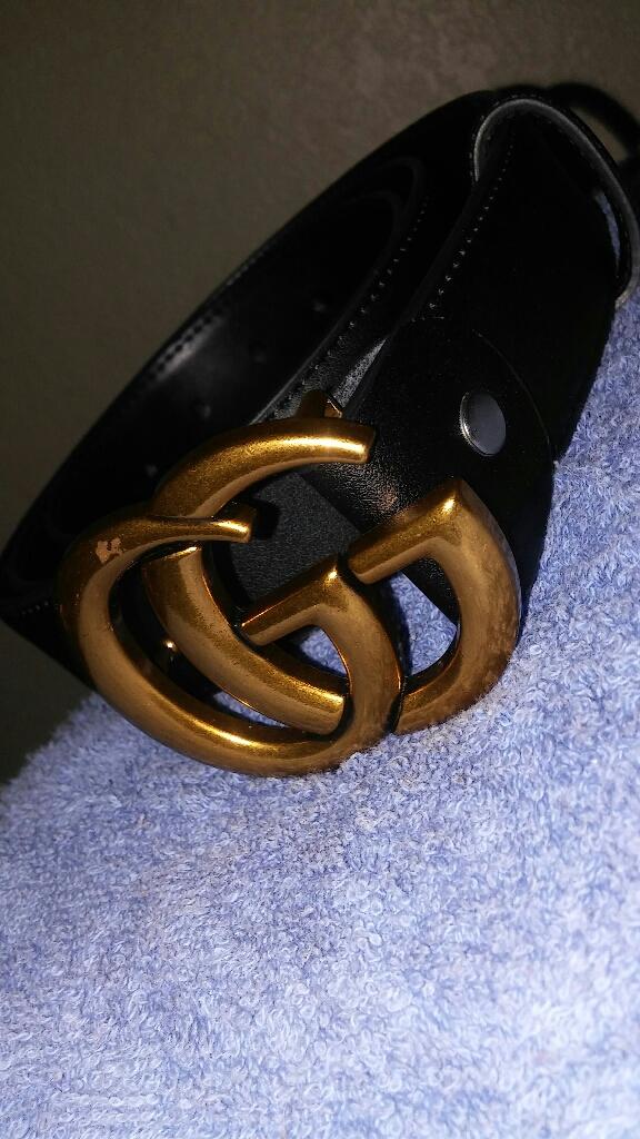 Gucci Belt/Louis Vuittan Case