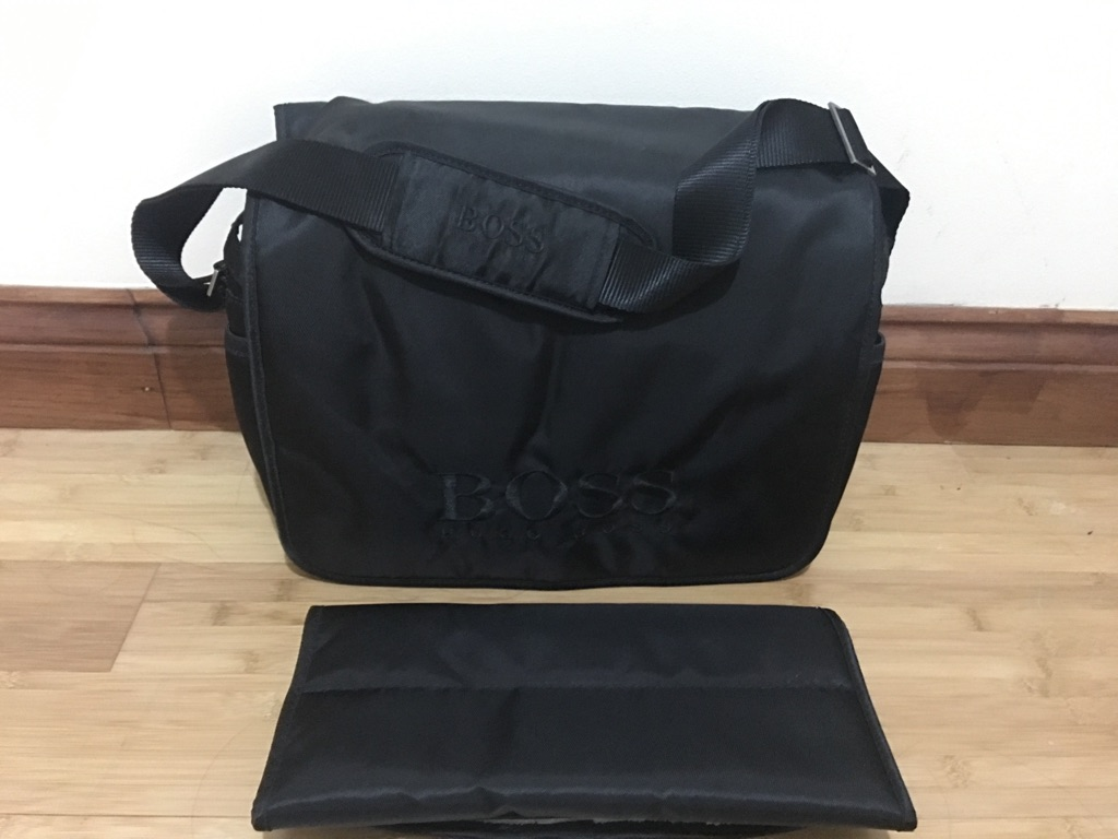 Hugo Boss changing bag