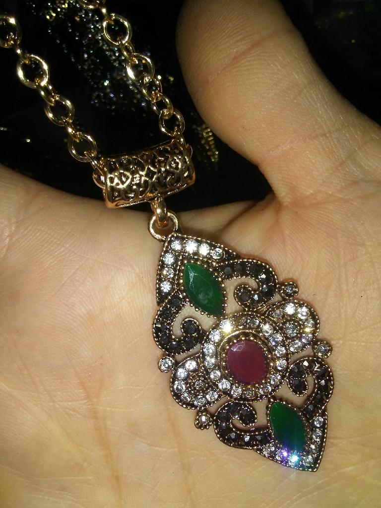 Fashion. Jewelry.