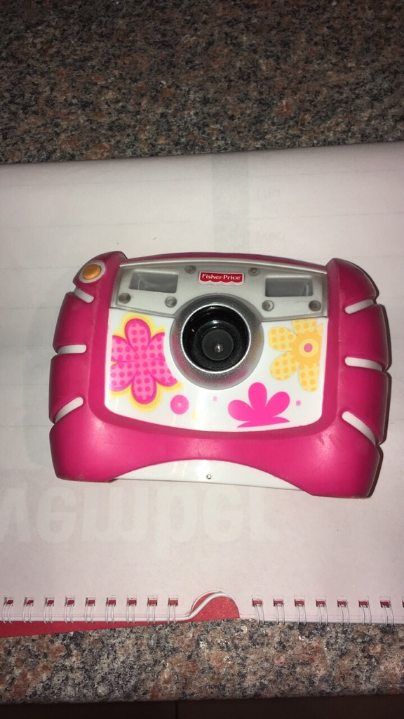 Kids first camera