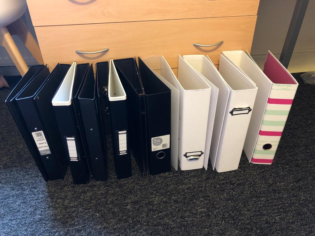 Ring folders for free