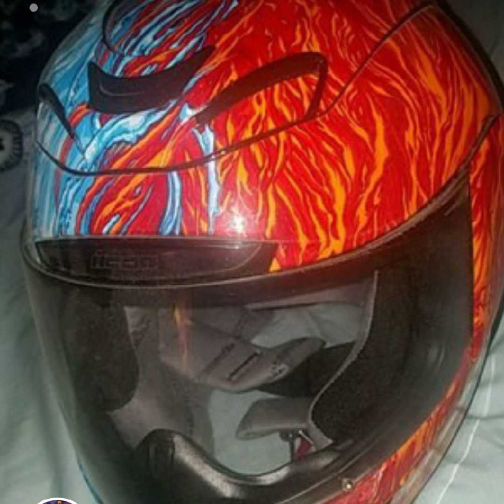 Icon Airmada Elmental helmet