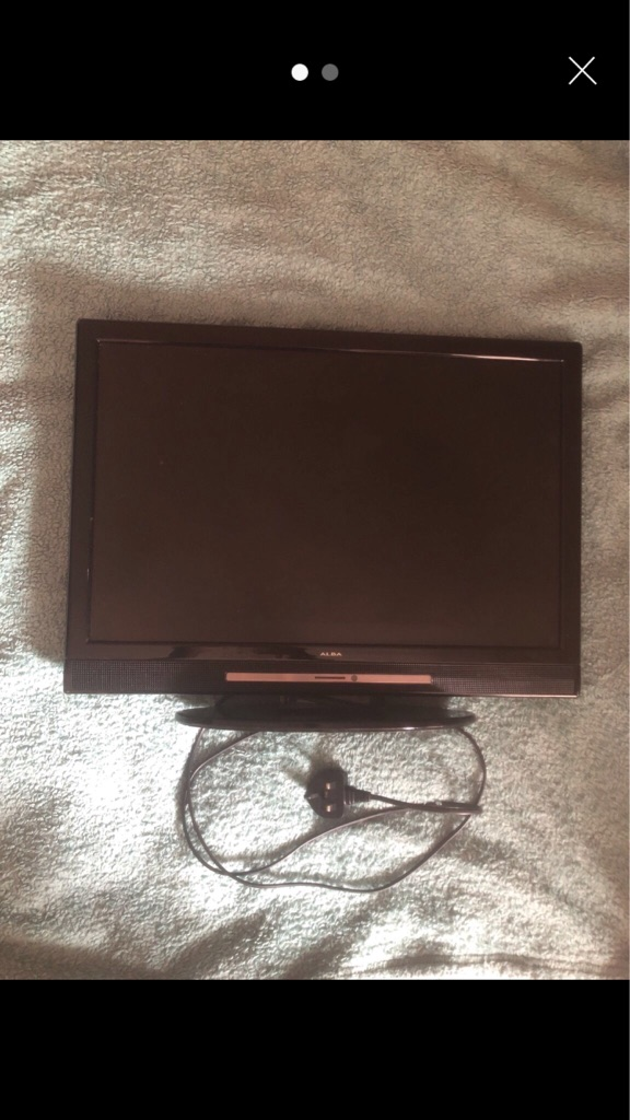 22 inch TV