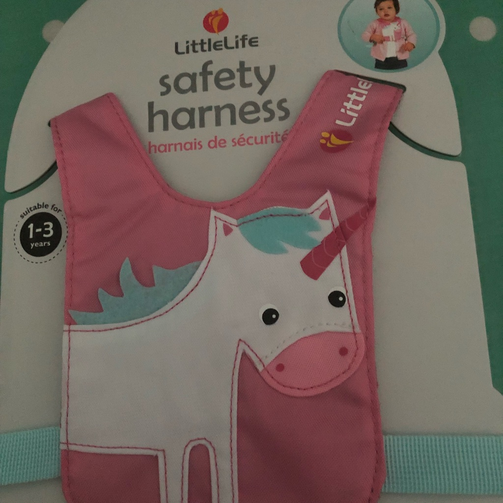 Unicorn Toddler harness