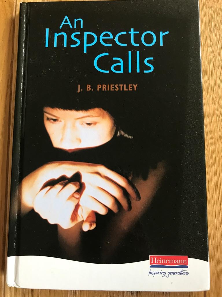 AN INSPECTOR CALLS (HEINEMANN EDITION)