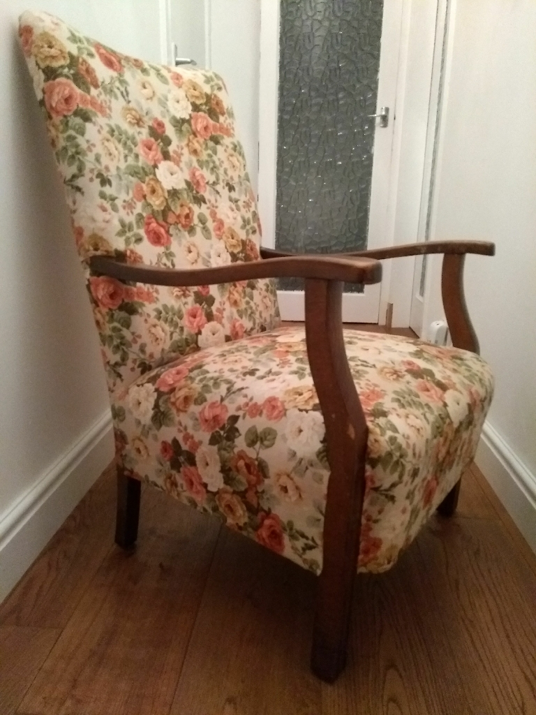 Stunning retro vintage chair