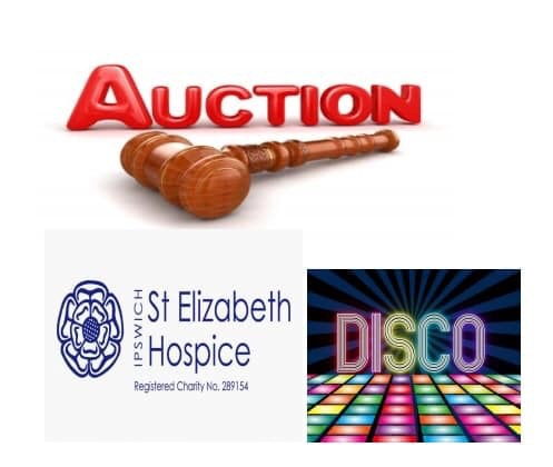Auction in Aid of St Elizabeth Hospice