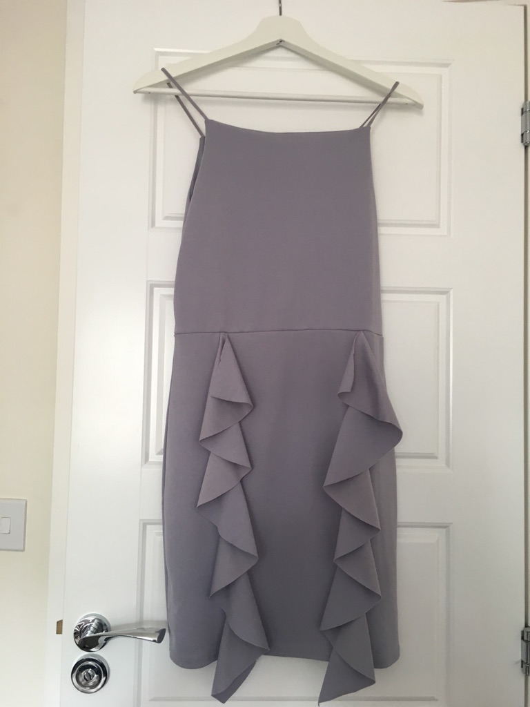 Miss Guided Dress. Size 12. Worn Once.