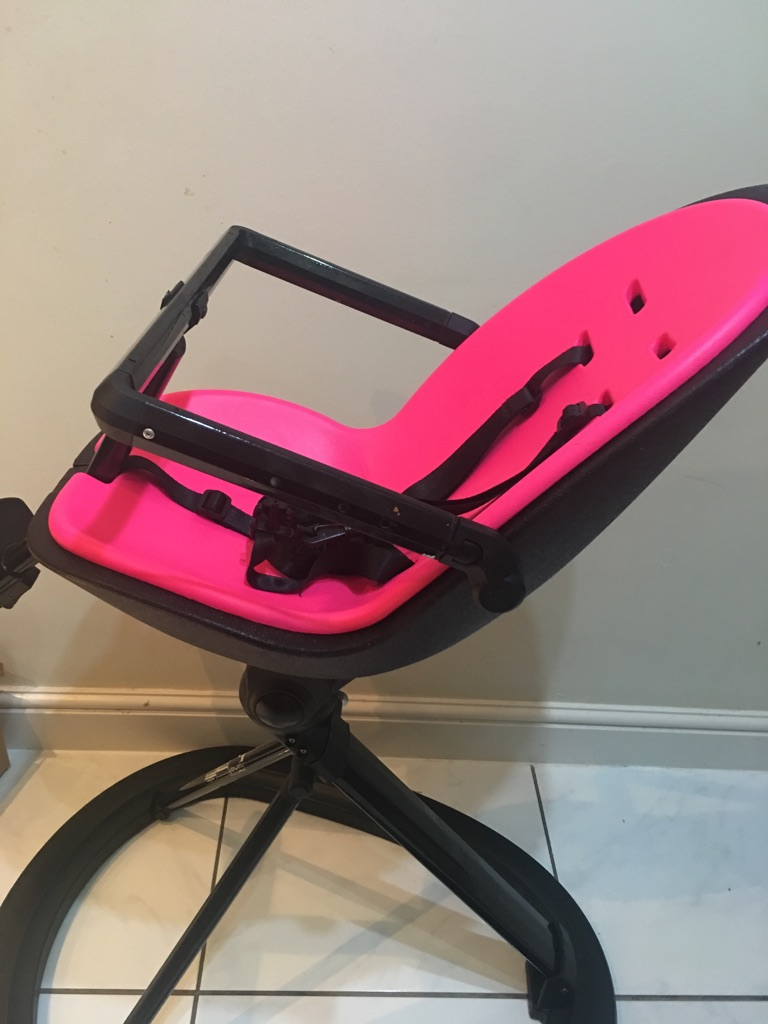 Ickle bubba highchair baby