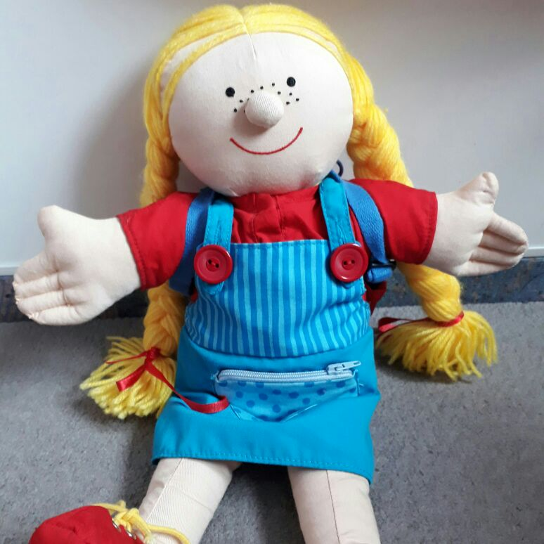 Activity doll