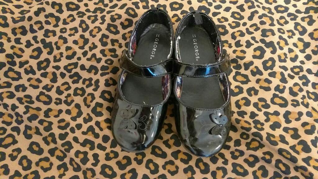 Little Girls dress shoes size 11