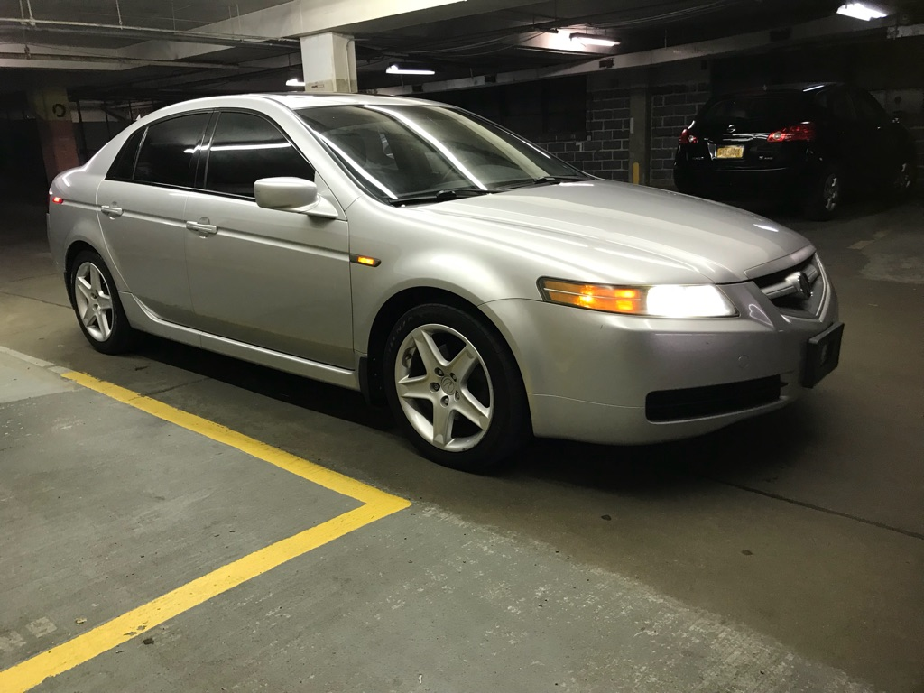 06 ACURA TL 1 OWNER 0 ACCIDENTS 97k MILES LOW MILES