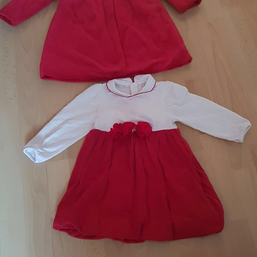 Emile et rose dress and coat