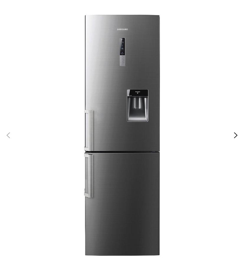 Samsung RL58GPEIH Non-Plumbed Fridge Freezer, Inox Steel