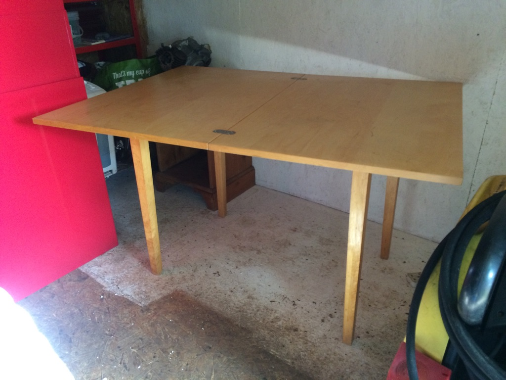 IKEA Foldable Dining Table