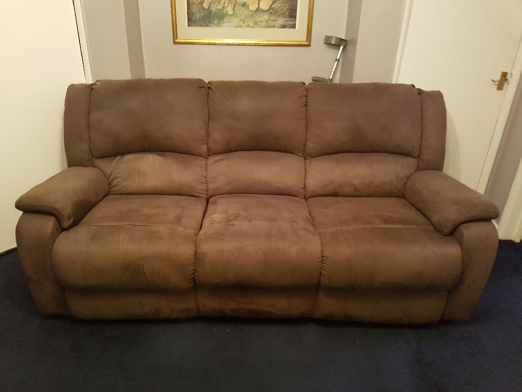 FREE 3 seatersofa and chair