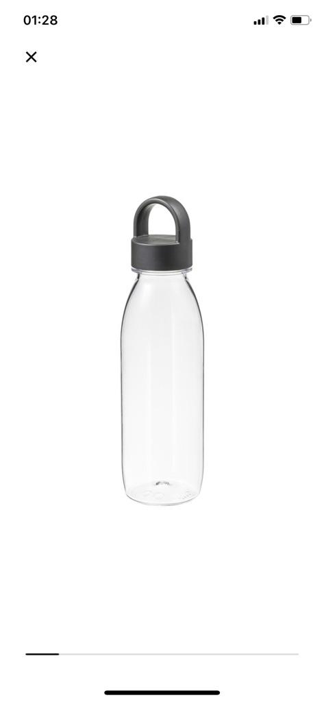 0.5l water bottles