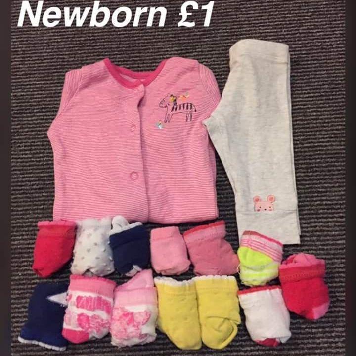 Newborn tiny bundle