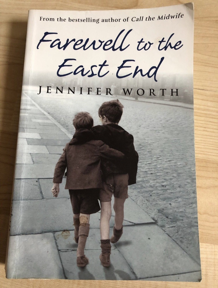 Farewell to the east end