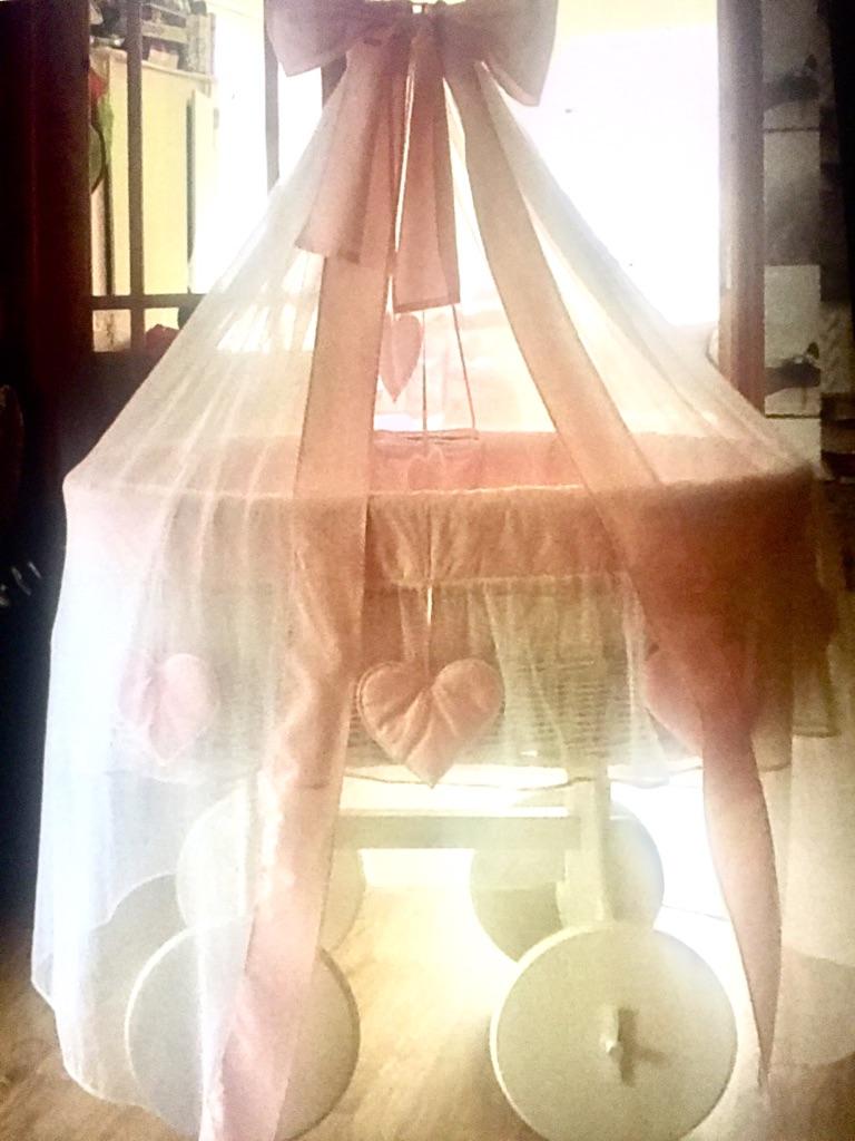 Princess crib/cot price reduced