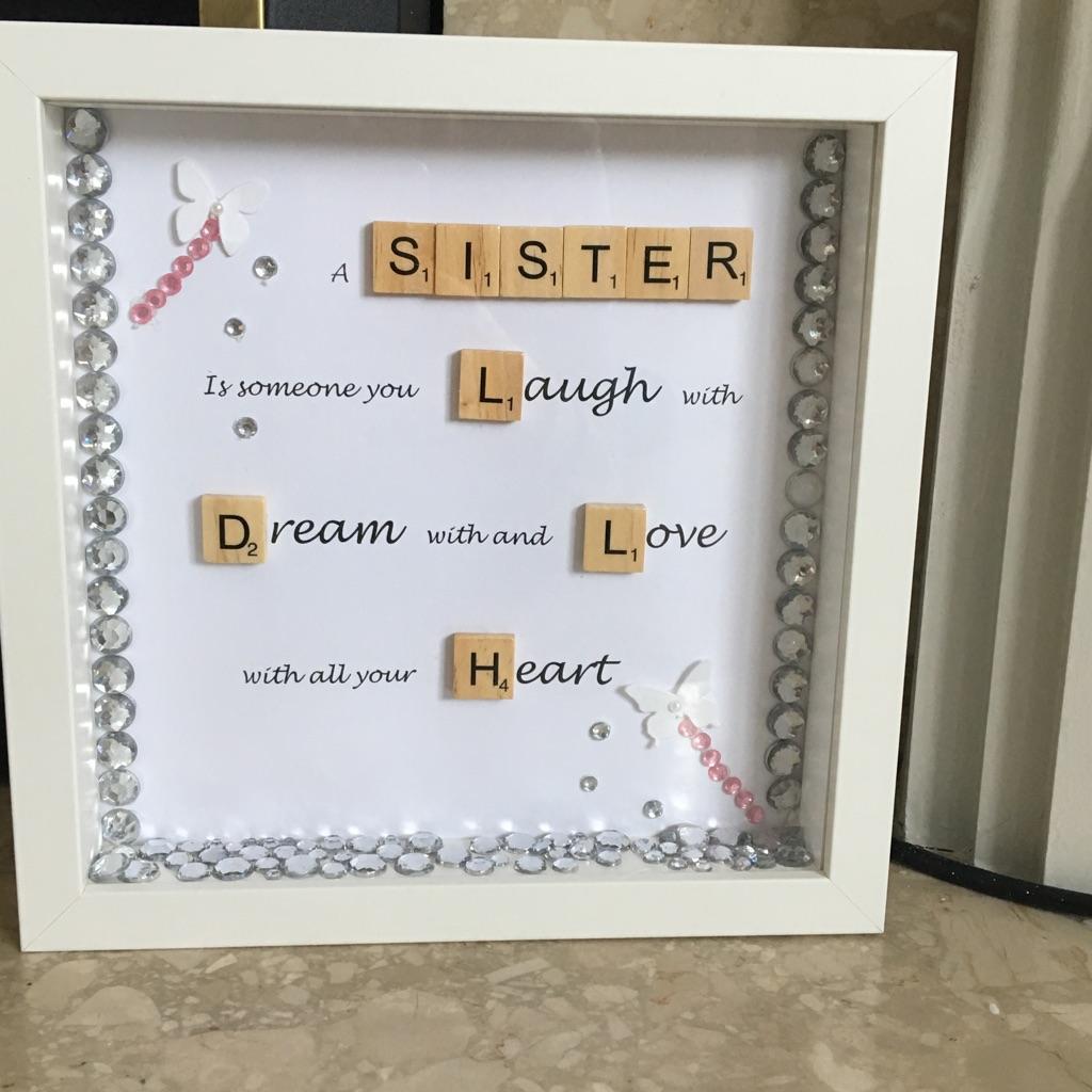 Sister Box Frame | Village