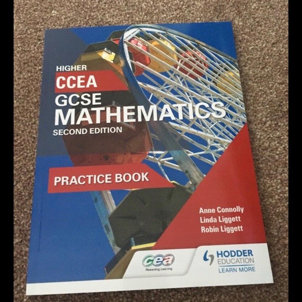Gcse maths practice book