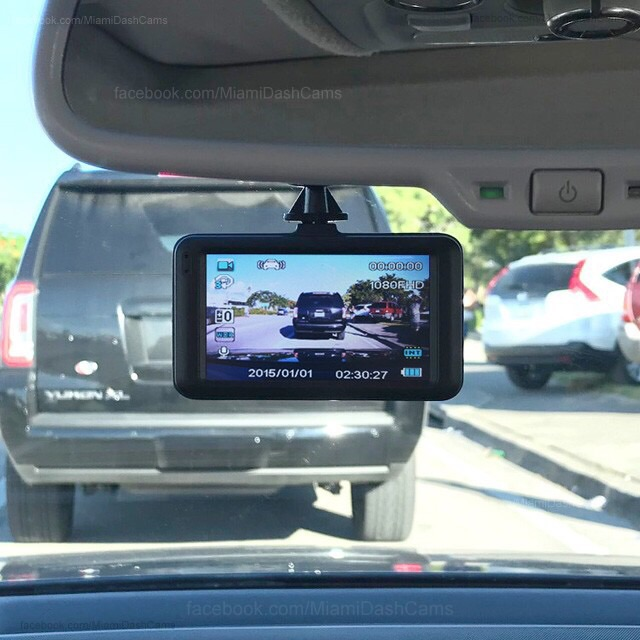 Ultra 1080p HD Dash Cam + Installation