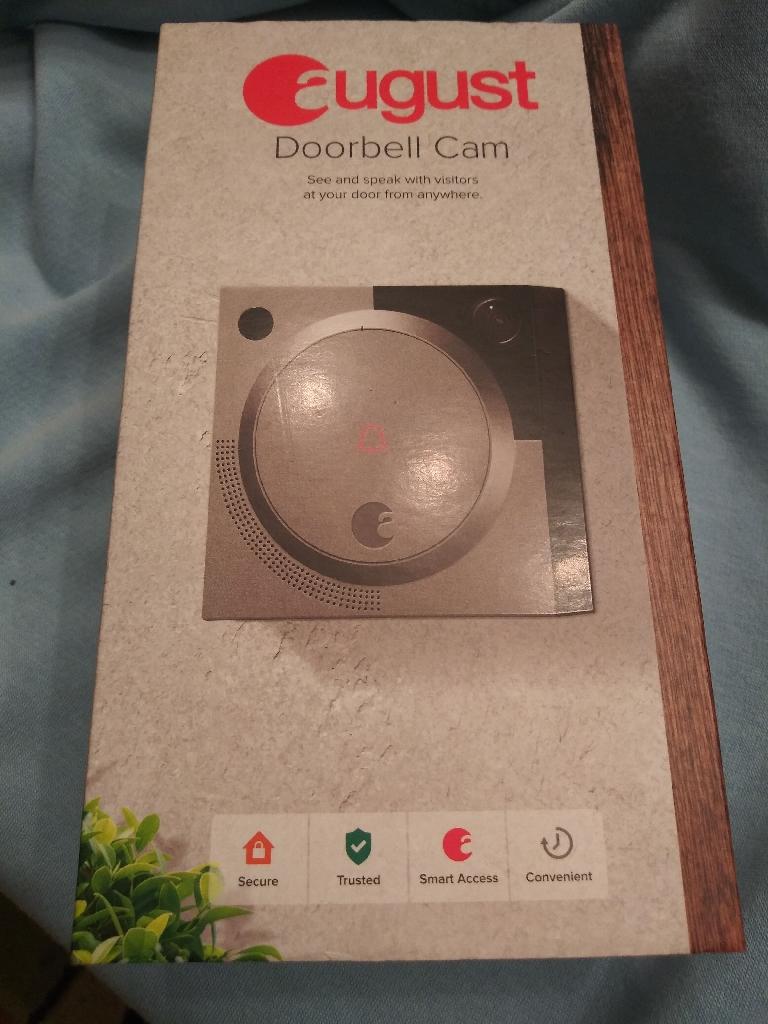 ***August Doorbell Cam***