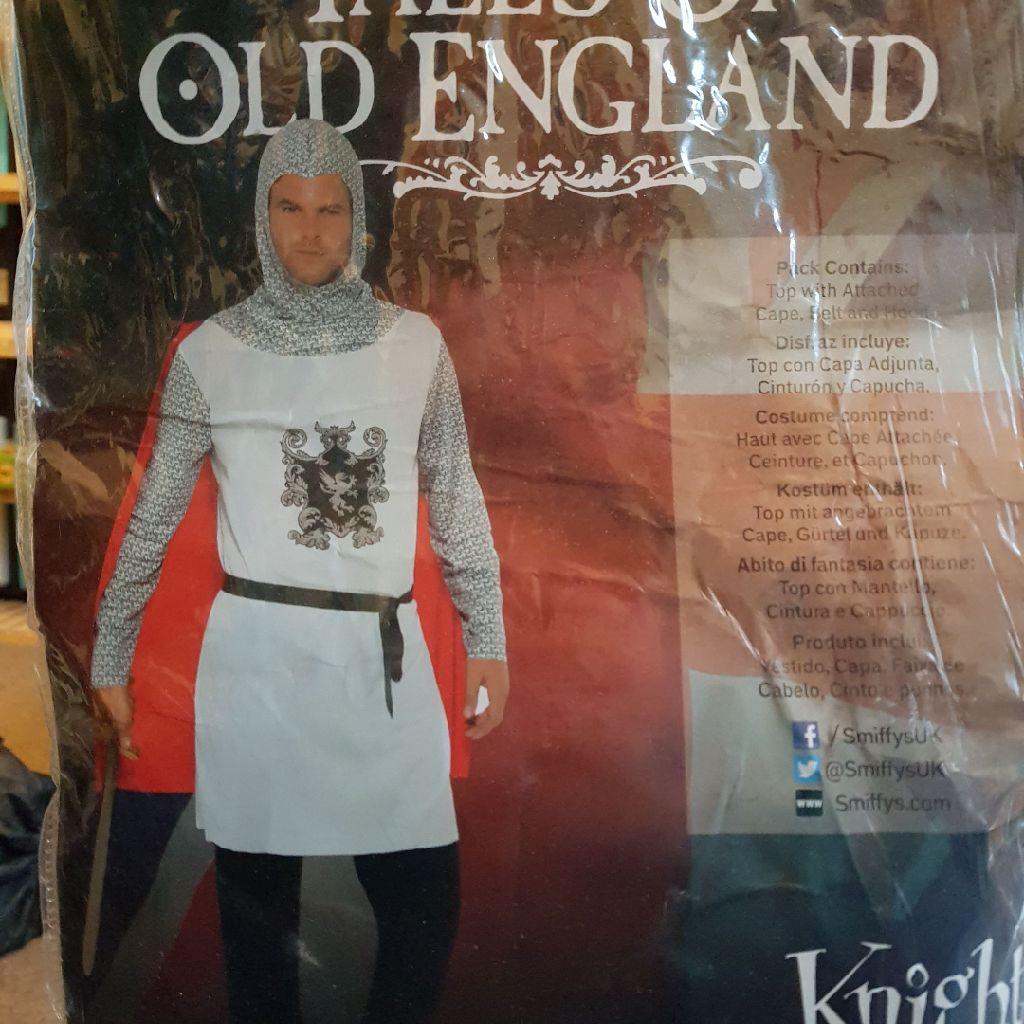 Adult Knight Costume