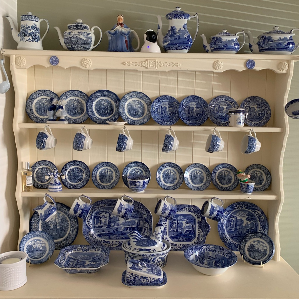 Spode Blue Willow