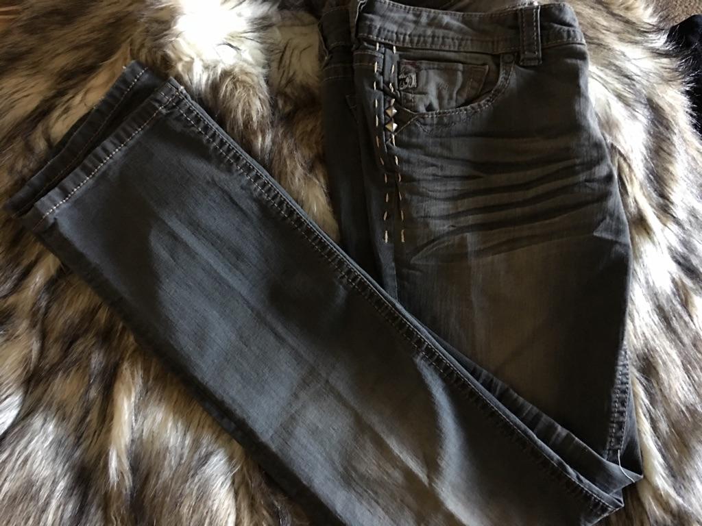 MEK Jeans from buckle