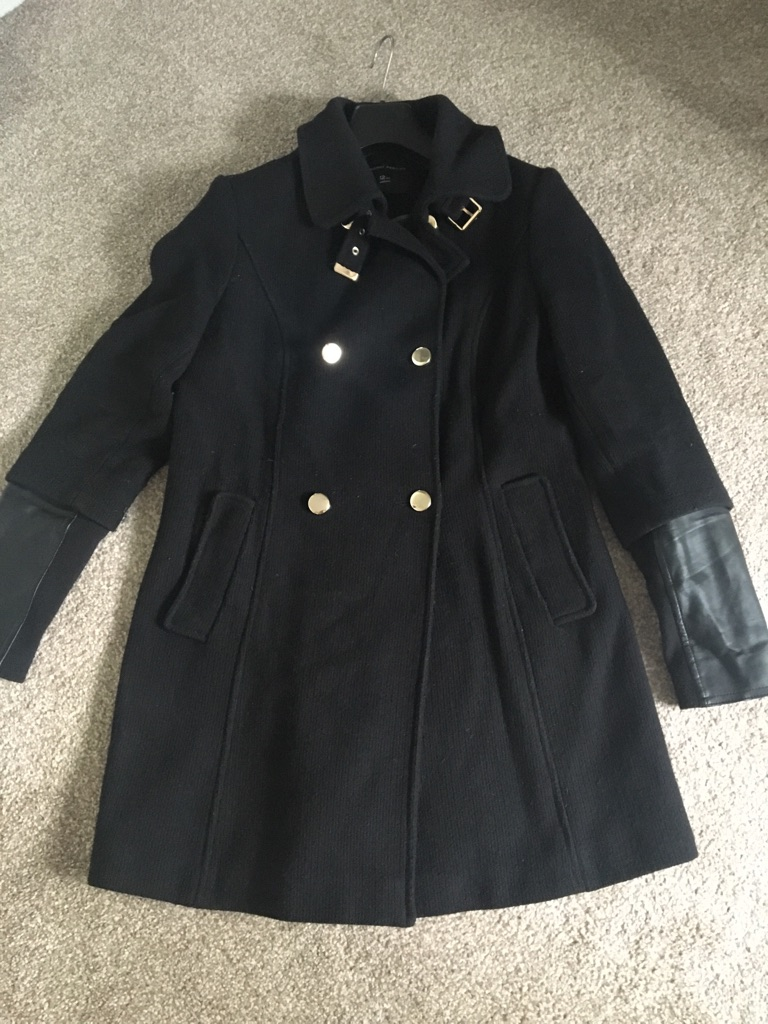 Dorothy Perkins coat size 12