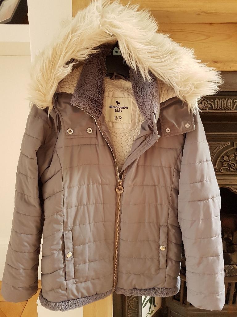 Girl's Abercrombie Coat