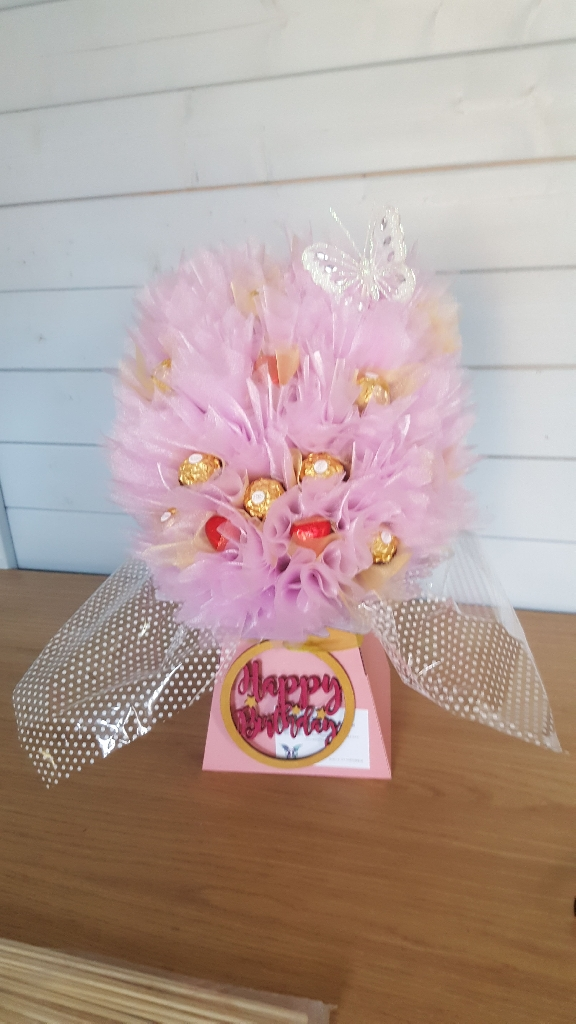 Standard Chocolate Bouquets