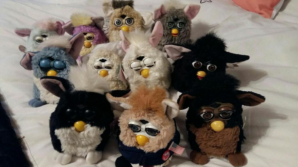 Vintage Furbys