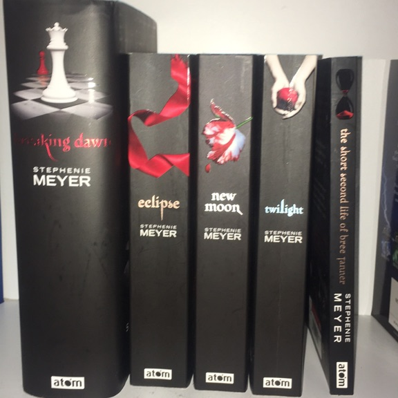 Twilight full book set