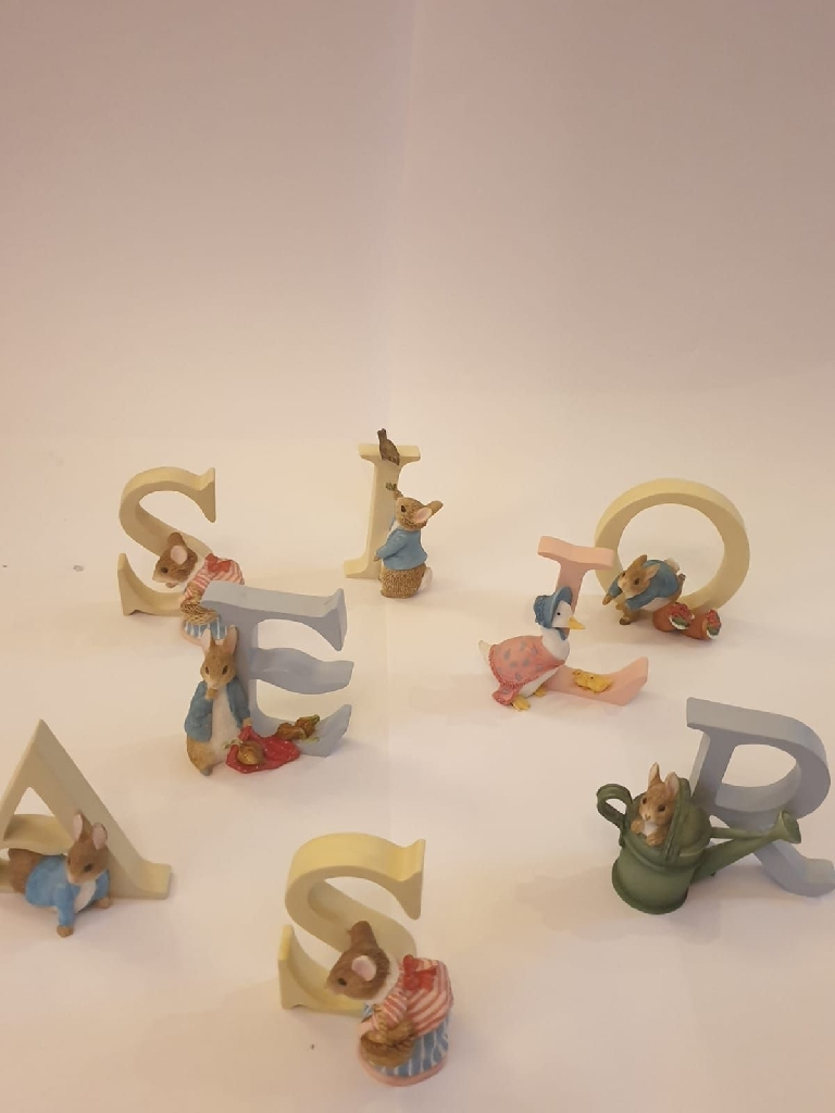 Beatrix Potter Leters
