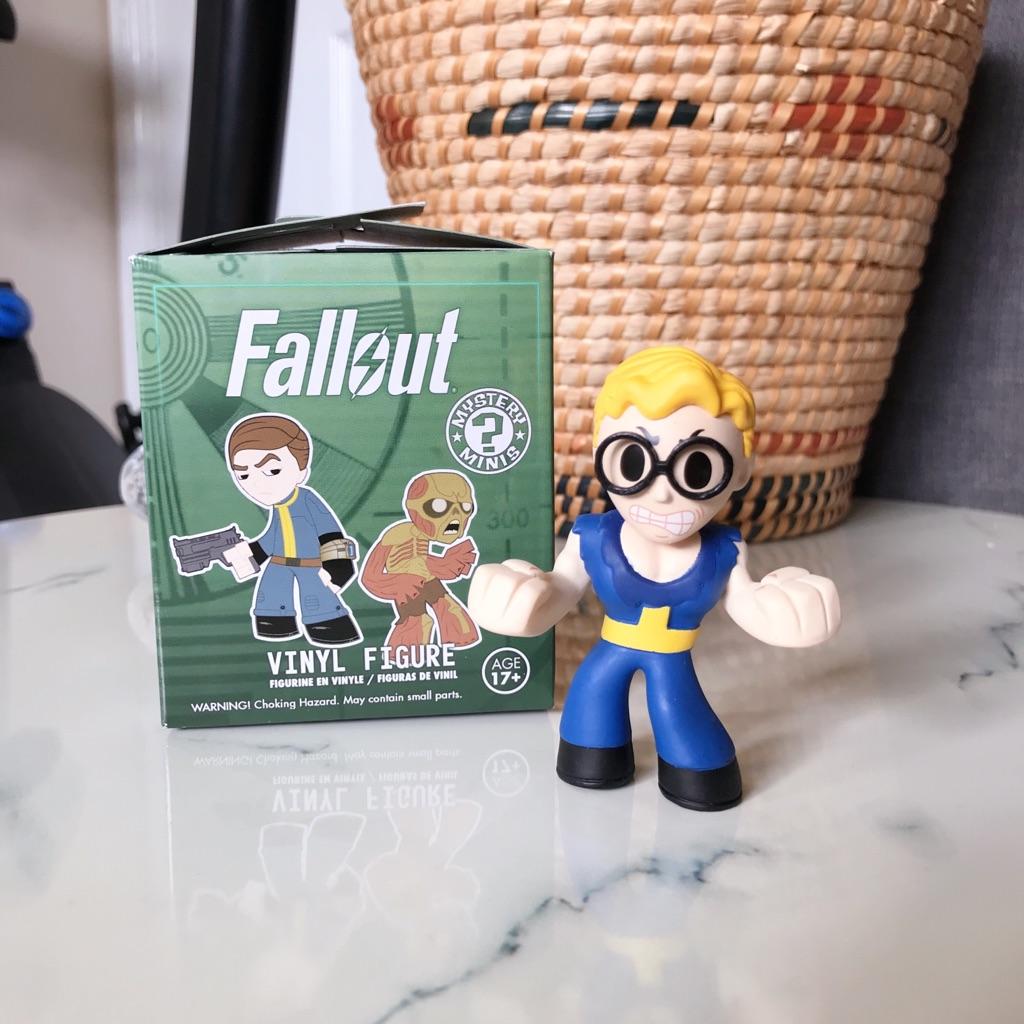 Funko Fallout Mystery Mini 'Nerd Rage Perk'