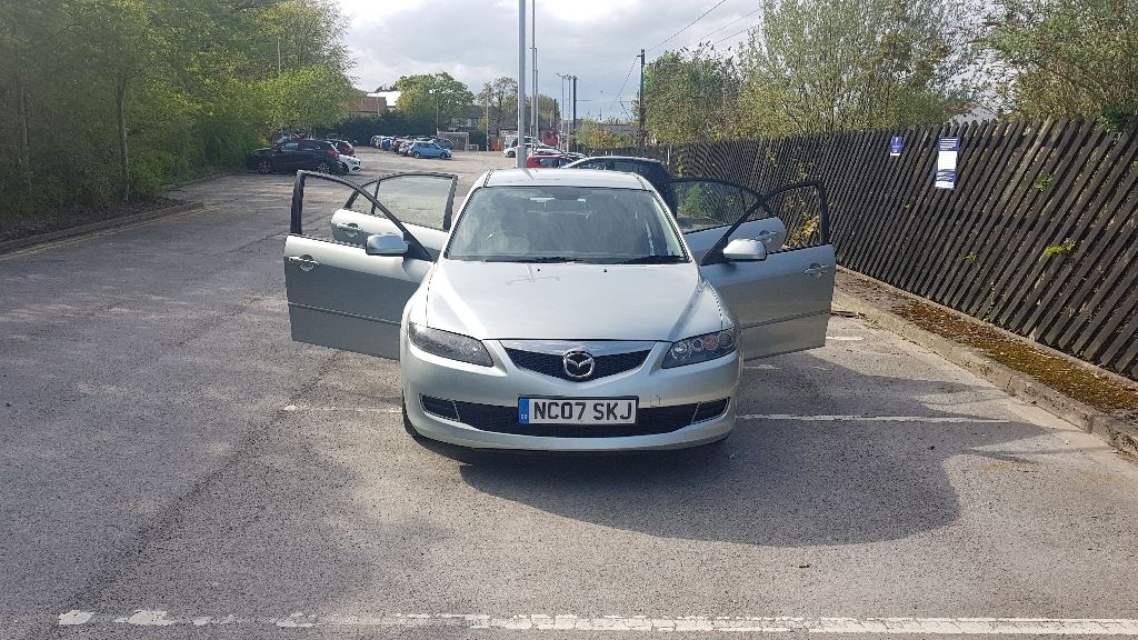 Mazda 6, 6 speed immaculate condition