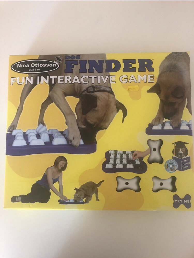 Interactive Dog Game